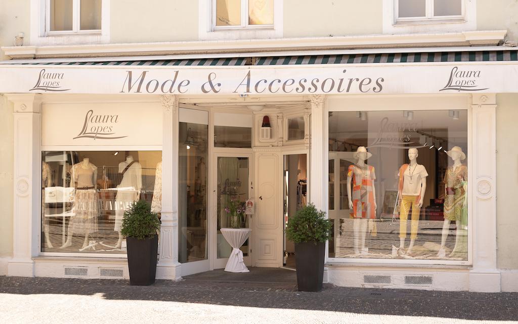 Laura Lopes - Mode mit Stil - Freiburg