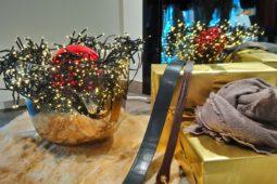Festlich Weihnachten im Kreis Ihrer Familie
